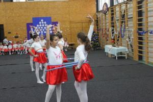 Serbarea de Craciun - Grupa Elena Luca - Sc.27